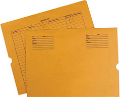 X-Ray Filing Envelopes